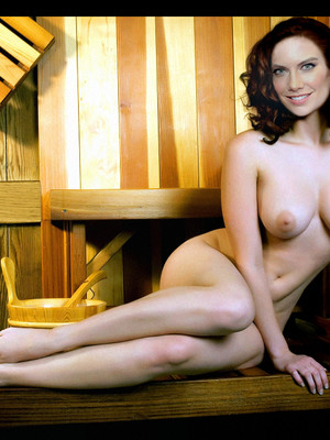 Lauren Cohan naked celebrities