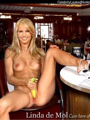 Linda de Mol  nackt