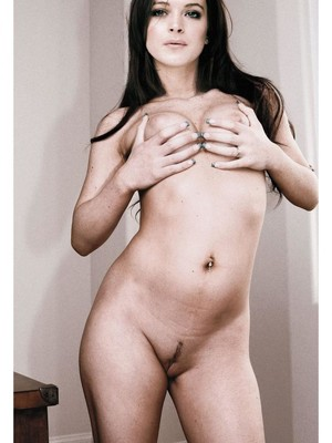 Lindsay Lohan celebrity naked