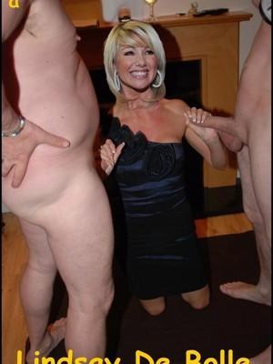 Naked celebrity picture Lindsay de Bolle 1 pic