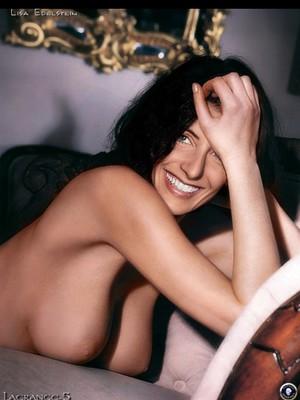 Lisa Edelstein naked celebrities