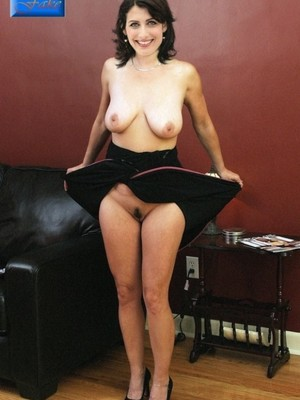 Nude Celebrity Picture Lisa Edelstein 3 pic