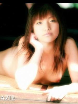 Maki Goto naked celebritys