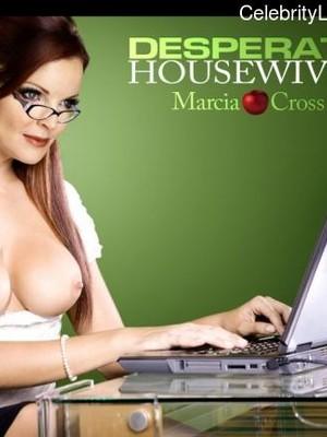 Marcia cross naked