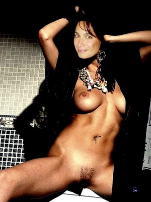 Marie Fugain naked celebrities