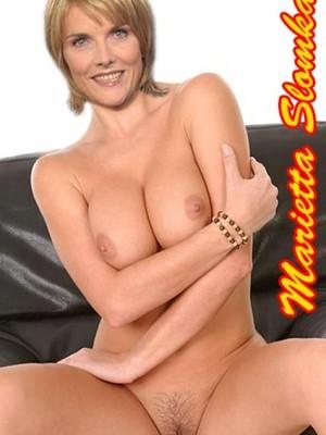 Marietta slomka nude