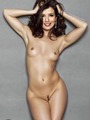 Marjorie De Sousa  nackt