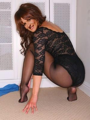Lufen topless marlene Marlene Lufen