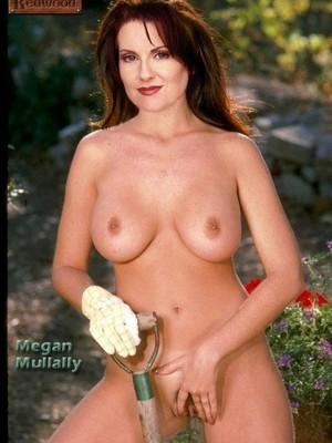 Megan nackt Mullally Shannon Tweed