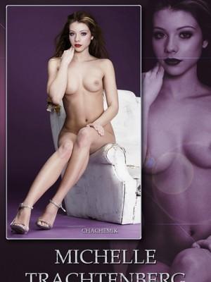 Michelle Trachtenberg celebrity nude