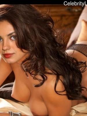 Mila Kunis celeb nudes