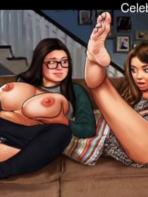Multi Celebrity celebrity nude