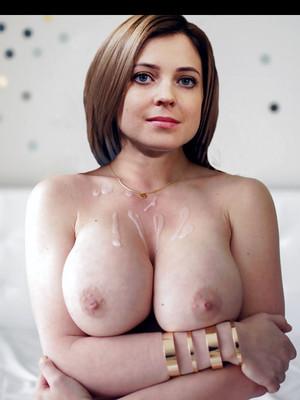 Natalia poklonskaya nude
