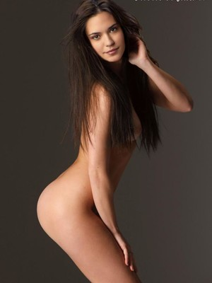 Odette Annable (née Yustman) nude celebs