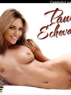 Echevarria nackt Paula  Who is