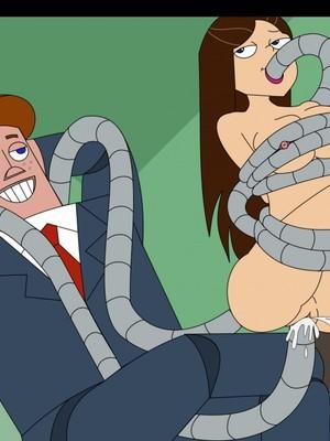 Bilder und ferb nackt Cartoon Phineas