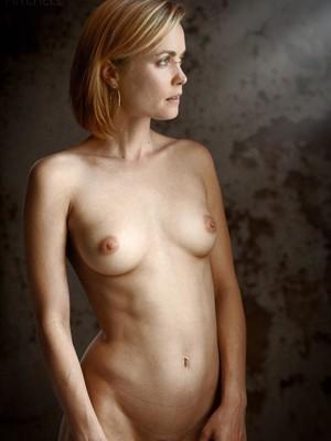 Radha Mitchell naked