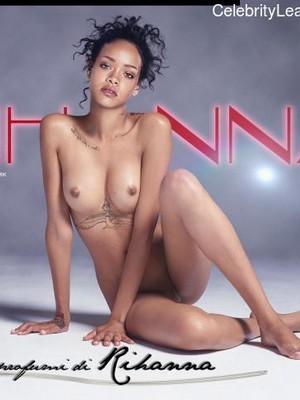 Rihanna celeb nude