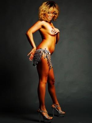 Rihanna nude celebrities