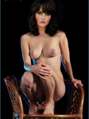 Nackt the mentalist Emmanuelle Chriqui