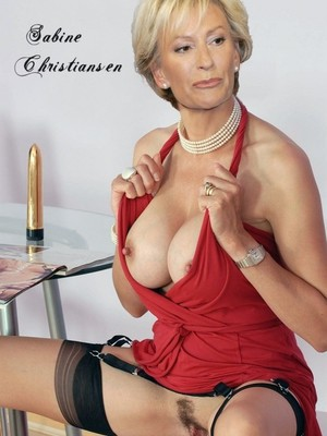 nude celebrities Sabine Christiansen 12 pic