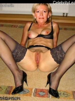 Free nude Celebrity Sabine Christiansen 16 pic