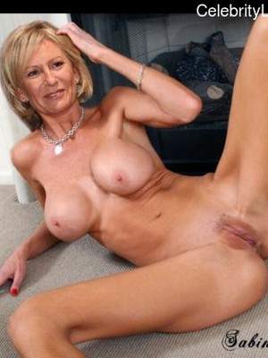 Famous Nude Sabine Christiansen 3 pic