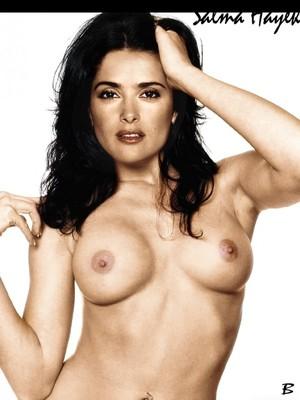 Salma Hayek celebrity nude pics