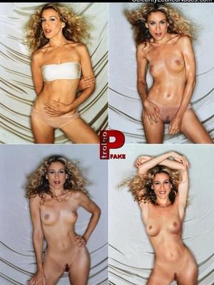 Sarah jessica parker nude pic