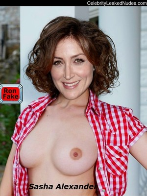 Sasha Alexander celebrities naked