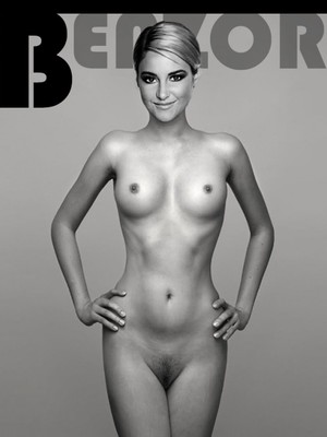 Nude woodley Shailene Woodley
