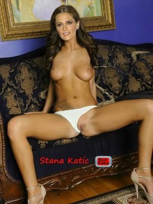 Stana Katic free nude celeb pics