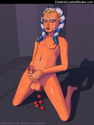Naked Celebrity Pic Star Wars 2 pic