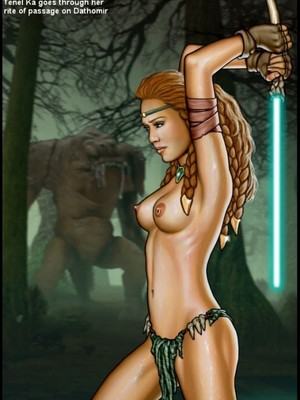naked Star Wars 24 pic