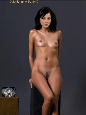 Kloss nackt Stefanie  Stefanie Kloss