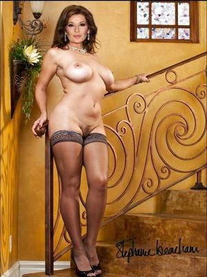 Nackt  Stephanie Beacham Vintage nude