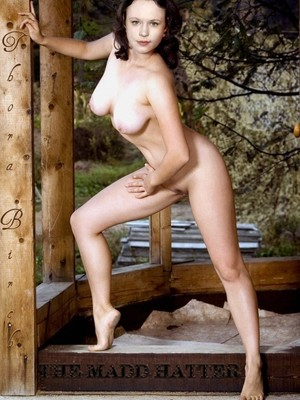 nackt Birch Thora Actresses who