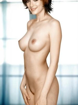 Ryder naked winona Winona ryder