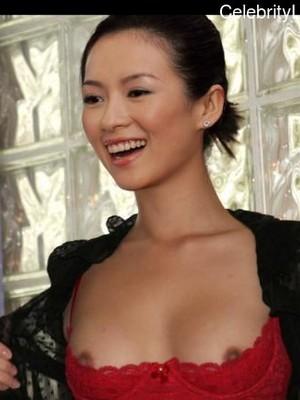Zhang nackt Ziyi  Ziyi Zhang