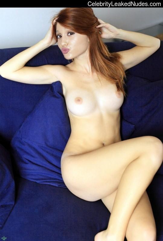 Real nude grande pics ariana