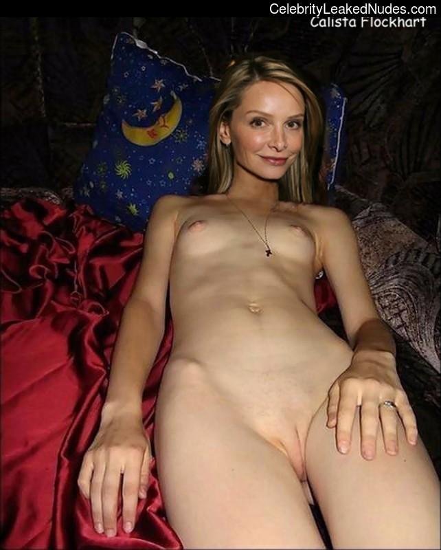 calista flockhart nude