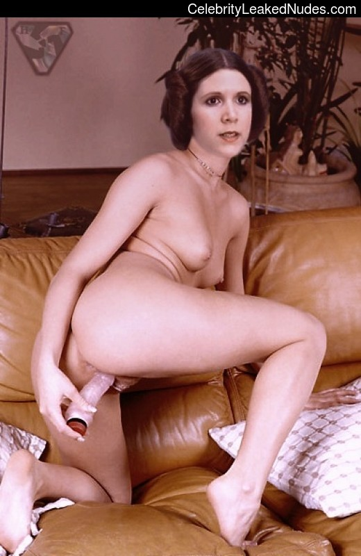 Nude carrie fisher in the