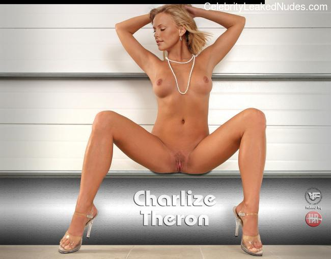 charlize theron fake nudes