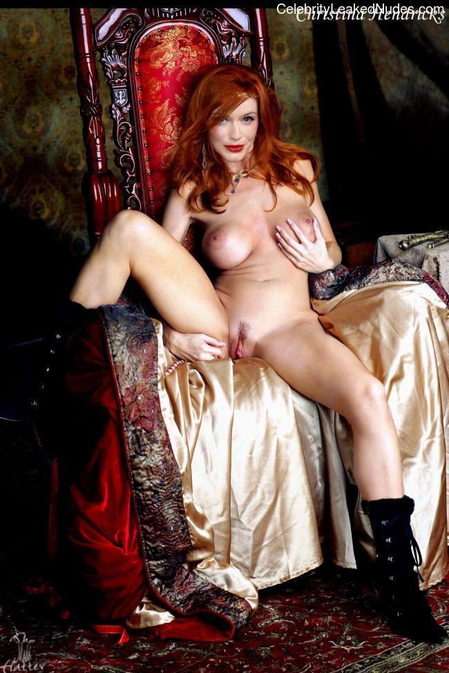 christina rene hendricks nude