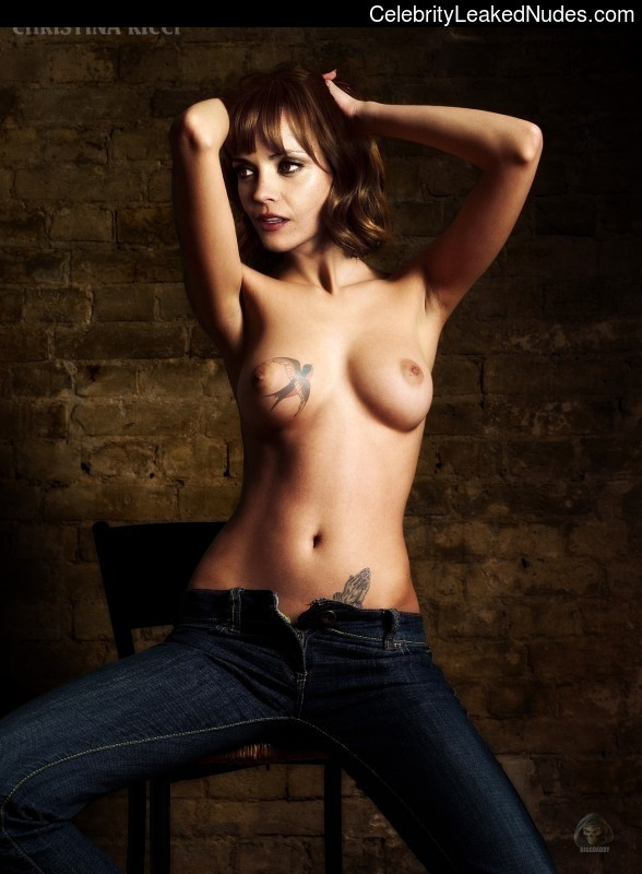 cristina ricci sexy fakes