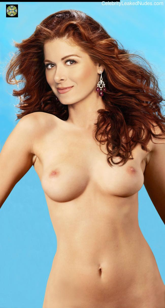 debra messing nude naked