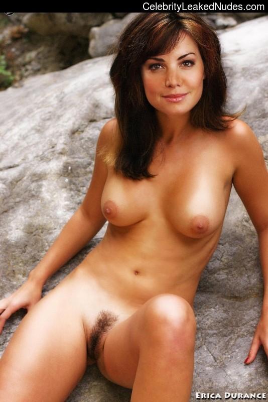 erica durance nude video