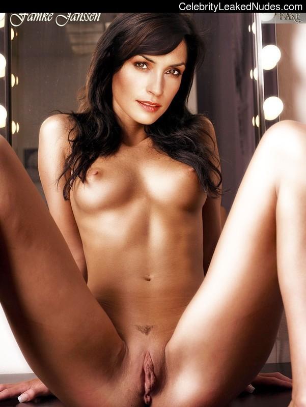 famke janssen naked