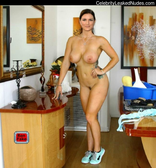 gina carano nude photos