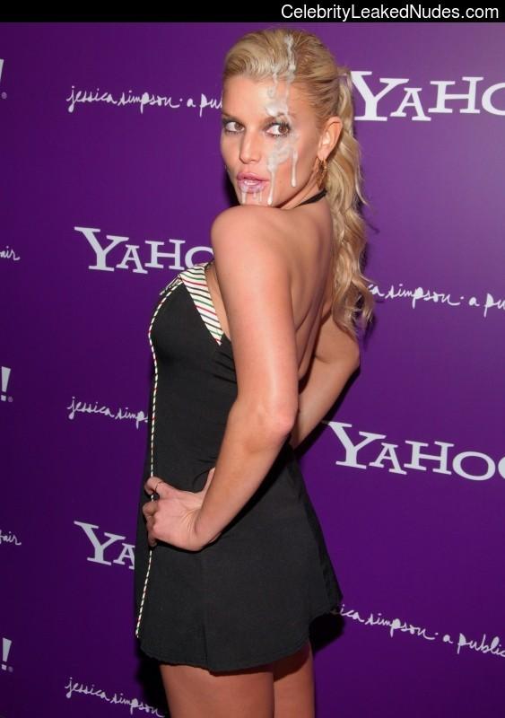 Superstar Fake Celeb Nude Jessica Simpson Pics